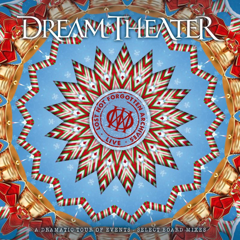 Dream Theater - Lost Not Forgotten Archives A Dramatic Tour of Events – Select Board Mixes
