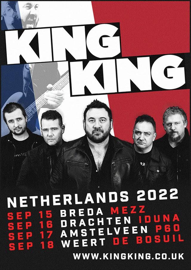 King King on Tour