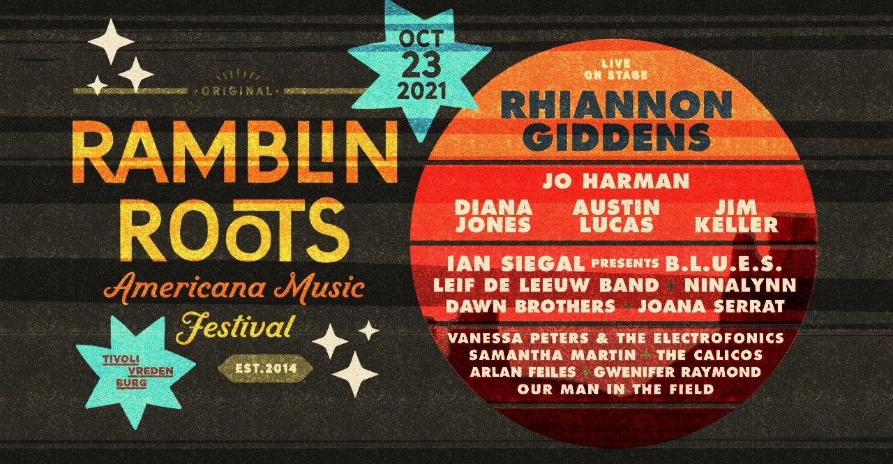 Ramblin' Roots 2021 TivoliVredenburg