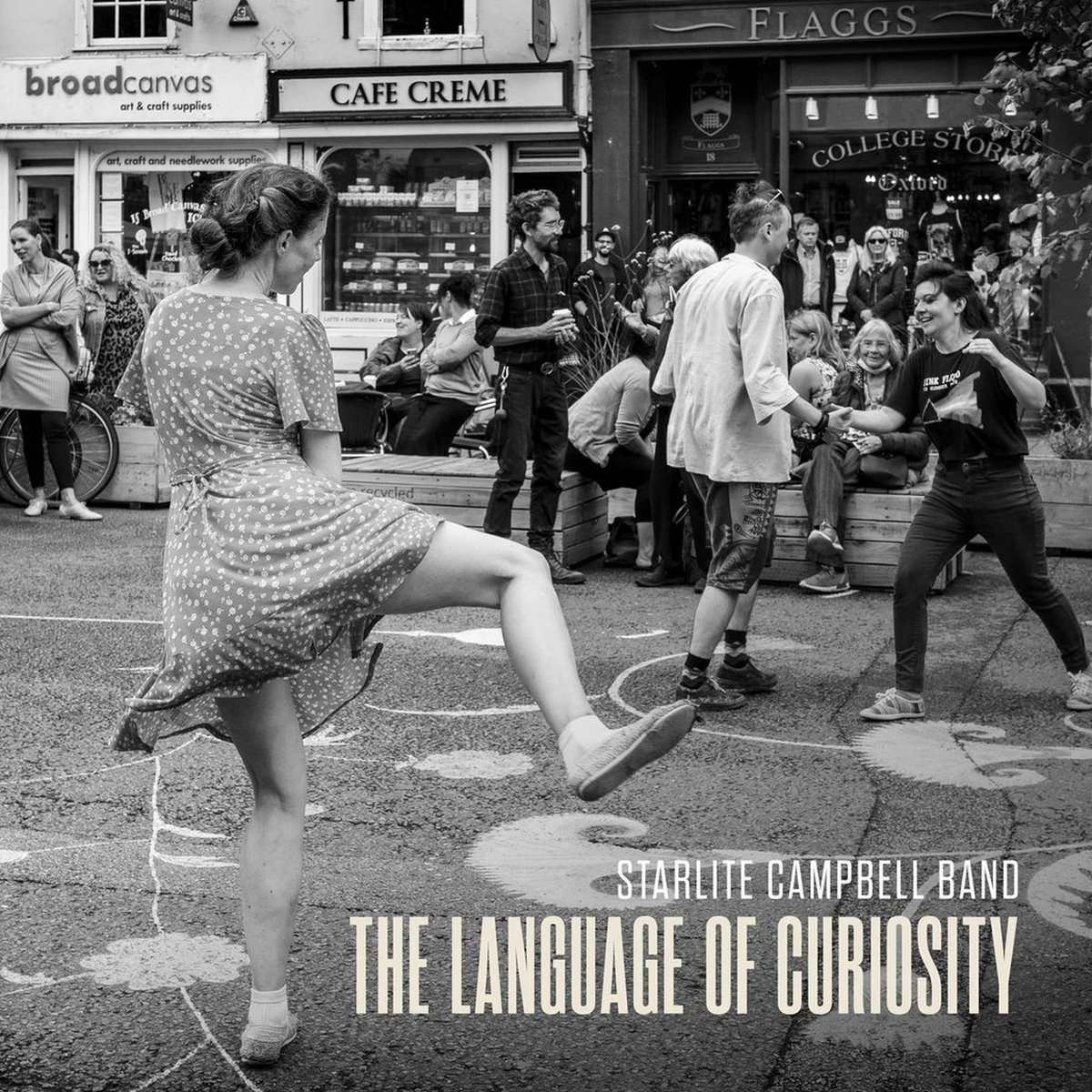 Starlite Campbell Band – The Language of Curiosity