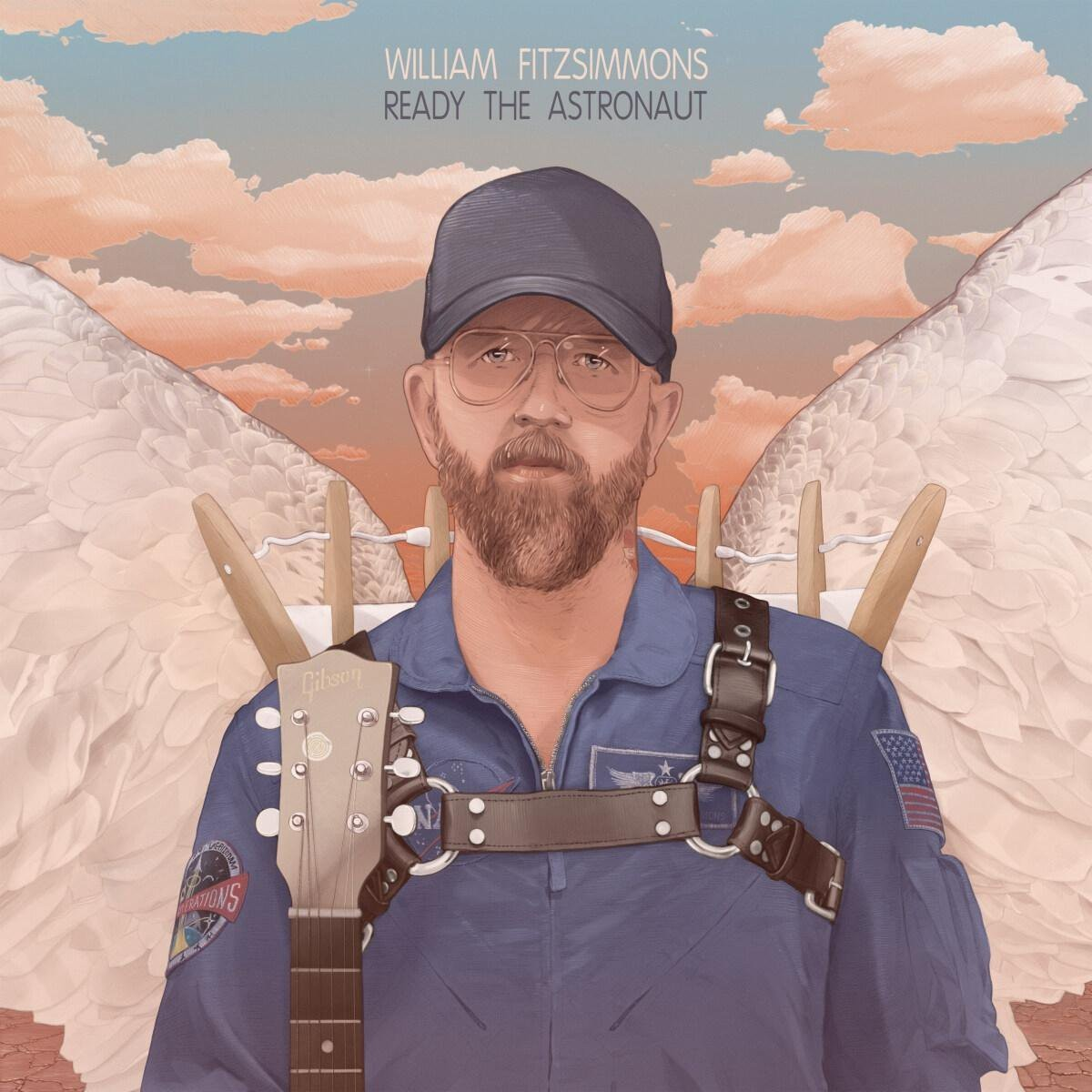 William Fitzsimmons – Ready The Astronaut